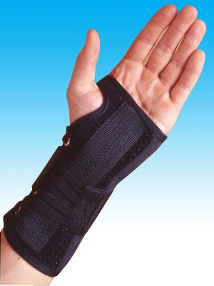 sprained wrist cast